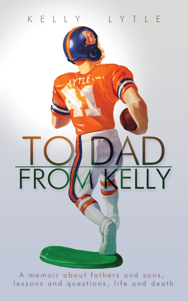 To Dad, From Kelly - Final Cover