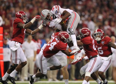 NCAA Football: Sugar Bowl-Ohio State vs Alabama